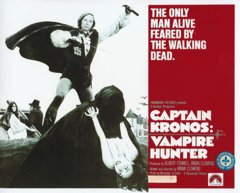 Captain Kronos - Vampire Hunter #2